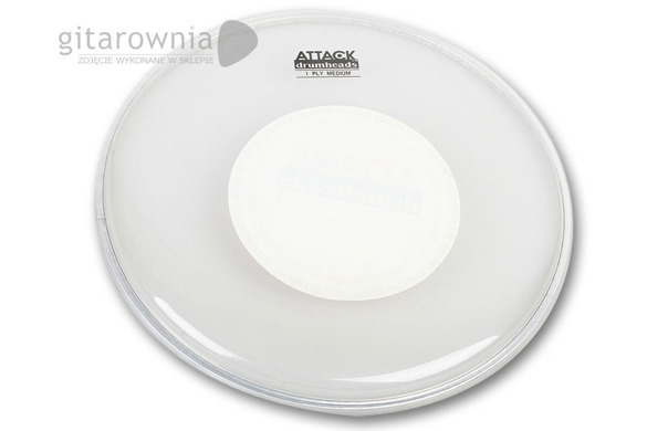 ATTACK DHA10 Clear 10""