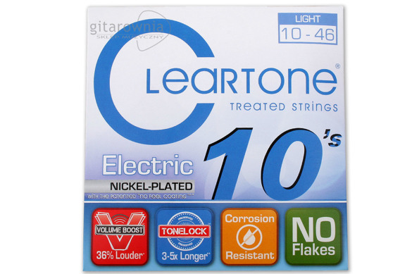 CLEARTONE CT9410 struny | 10-46 | BULK