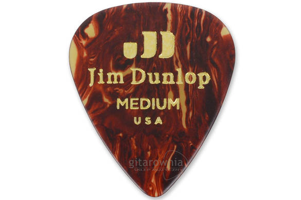 DUNLOP 351 Genuine Celluloid Shell MED
