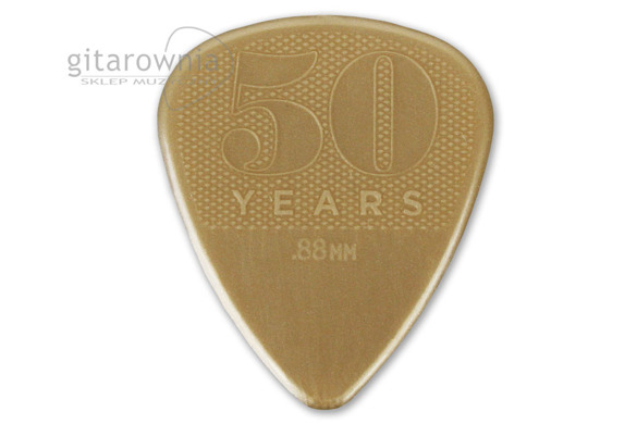 DUNLOP 50th Anniversary Gold Nylon .88