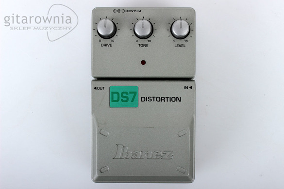 IBANEZ DS7 - efekt gitarowy distortion
