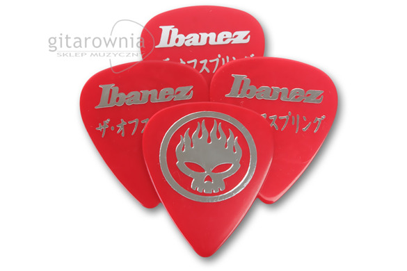 IBANEZ kostka gitarowa Signature Models The Offspring