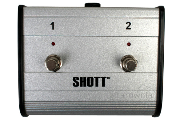 SHOTT AL202W Footswitch